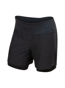 Kalhoty P.I.W`S Journey short black vel.6 S-M