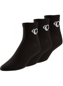 Ponožky P.I.Attack 3páry black