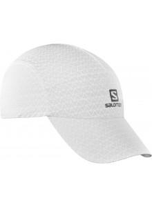 Čepice SALOMON Reflective CAP white 19