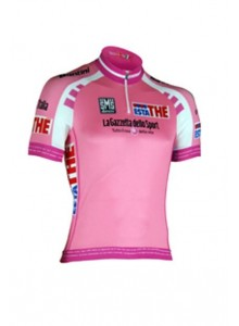 Dres kr.rukáv Giro 2012 růžový