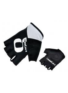 Rukavice HQBC Q-Team Wov černo/bílé