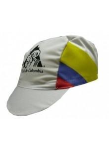 Čepice cyklistická Profi Retro Cafe de Colombia