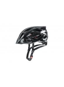 Přilba UVEX 18 I-VO 3D black 52-57cm