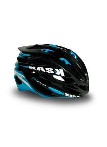Přilba KASK Vertigo black/light blue M/54-58 cm