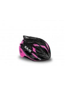 Přilba KASK Mojito black/pink vel. L 59-62 cm