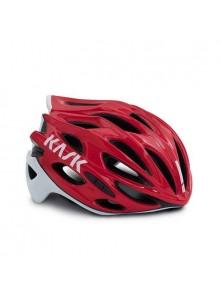 Přilba KASK Mojito X red/white L/59-62cm