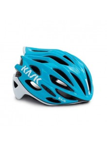 Přilba KASK Mojito X light blue/white M/52-58cm