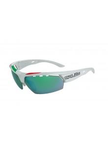 Brýle SALICE 005ITACRX white/CRX smoke/transparent