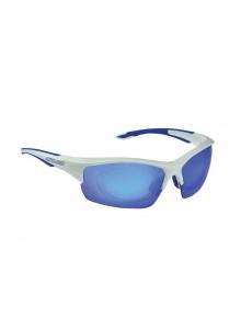 Brýle SALICE 838RW Optik White/RW Blue/Transparent