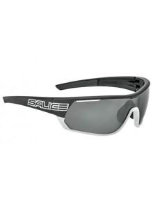 Brýle SALICE 016CRX black-wh/RWblack/clear+CRXsmok