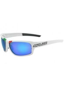 Brýle SALICE 017ITA white/RW blue/clear+orange
