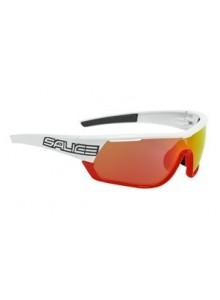 Brýle SALICE 016RW white-red/RWred/clear + orange