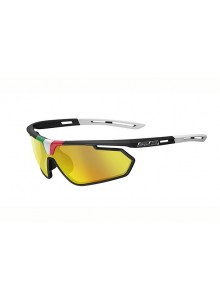 Brýle SALICE 018ITACRX black/RWyellow/clear+CRXsmo