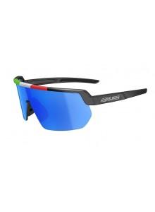 Brýle SALICE 023ITA black/RW blue/radium