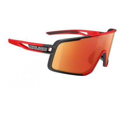 Brýle SALICE 022RWX black-red/RW red/RWX
