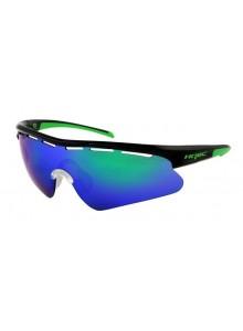 Brýle HQBC ROQ M černo/zelené