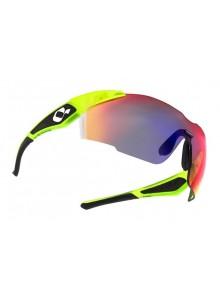 Brýle HQBC QX1 svítivě žluto/černé