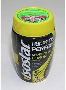 ISOSTAR FH prášek 400g citron