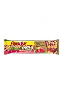 POWER BAR tyčinka Natural malina křupinky
