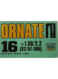 Duše ORNATE 16x1,5/2,20 AV (32/57-305)