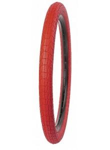 Plášť KENDA 53-406 K907 (20x1,95) Krackpot červený