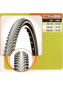 Plášť CST 26x1,95 C-1436 53-559 černý