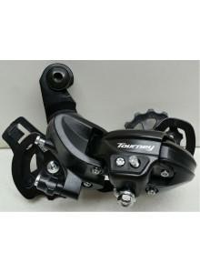 Přehazovačka SH TX300 6/7mi na šroub černá