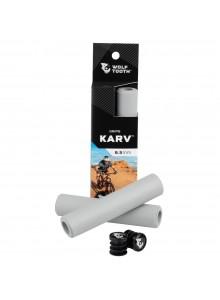 Gripy WOLF TOOTH Karv Grips 6,5 mm grey