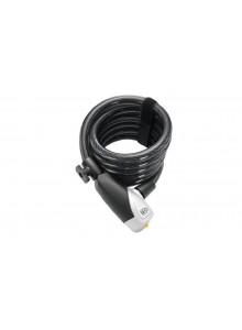 Zámek MAGNUM lanko 1850x12mm 3017 spirála