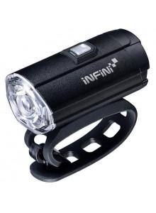 Světlo INFINI TRON 300 přední 5f ALU USB black
