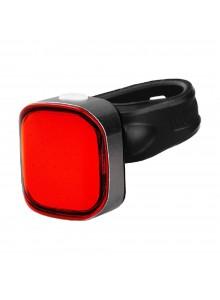 Blikačka LONGUS zadní NET 36 CHIP LED 5f USB, čern