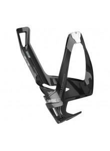 Košík na láhev ELITE Cannibal XC černo/bílý lesklý