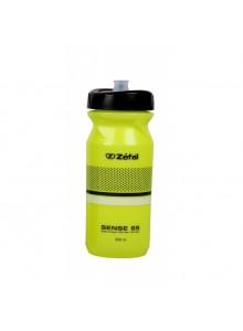 Láhev ZÉFAL 0,65l SENSE M65 svítivě žlutá