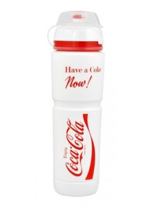 Láhev ELITE 1L Maxicorsa Coca Cola bílá