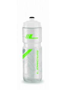 Láhev LONGUS Tesa 800 ml čirá/reflexní zelená