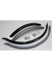Blatníky WALDA Speciál šroubovaný stříbrný