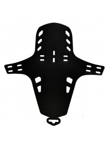 Blatník přední MG-PF12 plast PP černý do vidlice