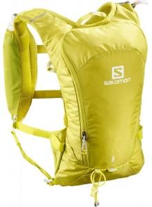 Batoh Salomon Agile 6 set citronelle/sulphur spring