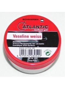 Vazelína ATLANTIC bílá 40 ml