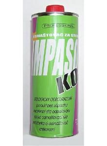 Odmašťovač Impasol 1l