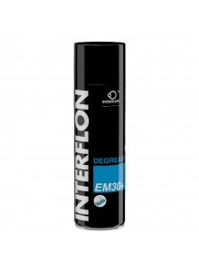 Čistič INTERFLON Degreaser EM 30+500ml, sprej,