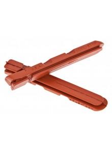 Brzdový špalek KOOLSTOP R1 V-B salmon cartridge