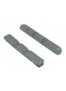 Brzdový špalek KOOLSTOP R1 V-B grey cartridge