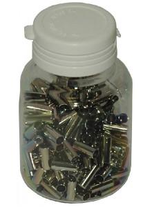 Koncovka bovdenu 4mm Fe CP-K9 soustružená