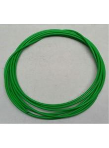 Bovden brzdový s teflonem 5mm zelený