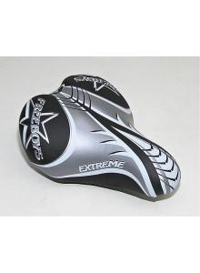 Sedlo MONTE GRAPPA Jun.Speed Racing black/silver
