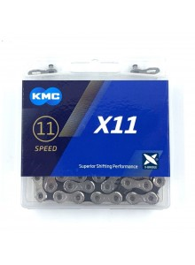 Řetěz KMC X-11-93 Silver