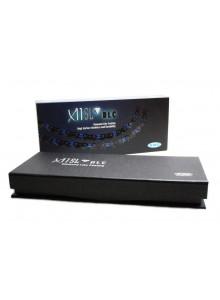Řetěz KMC X-11-SL DLC Black-blue