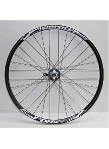 "Výplet 26"" P DHX 7330 čer.disc Remerx Light"