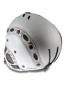 Lyž.helma MANGO Kino Free XP silver matt